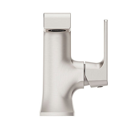 Spot Defense Brushed Nickel Penn Single Control Bath Faucet - LF-042-1PEGS - 5