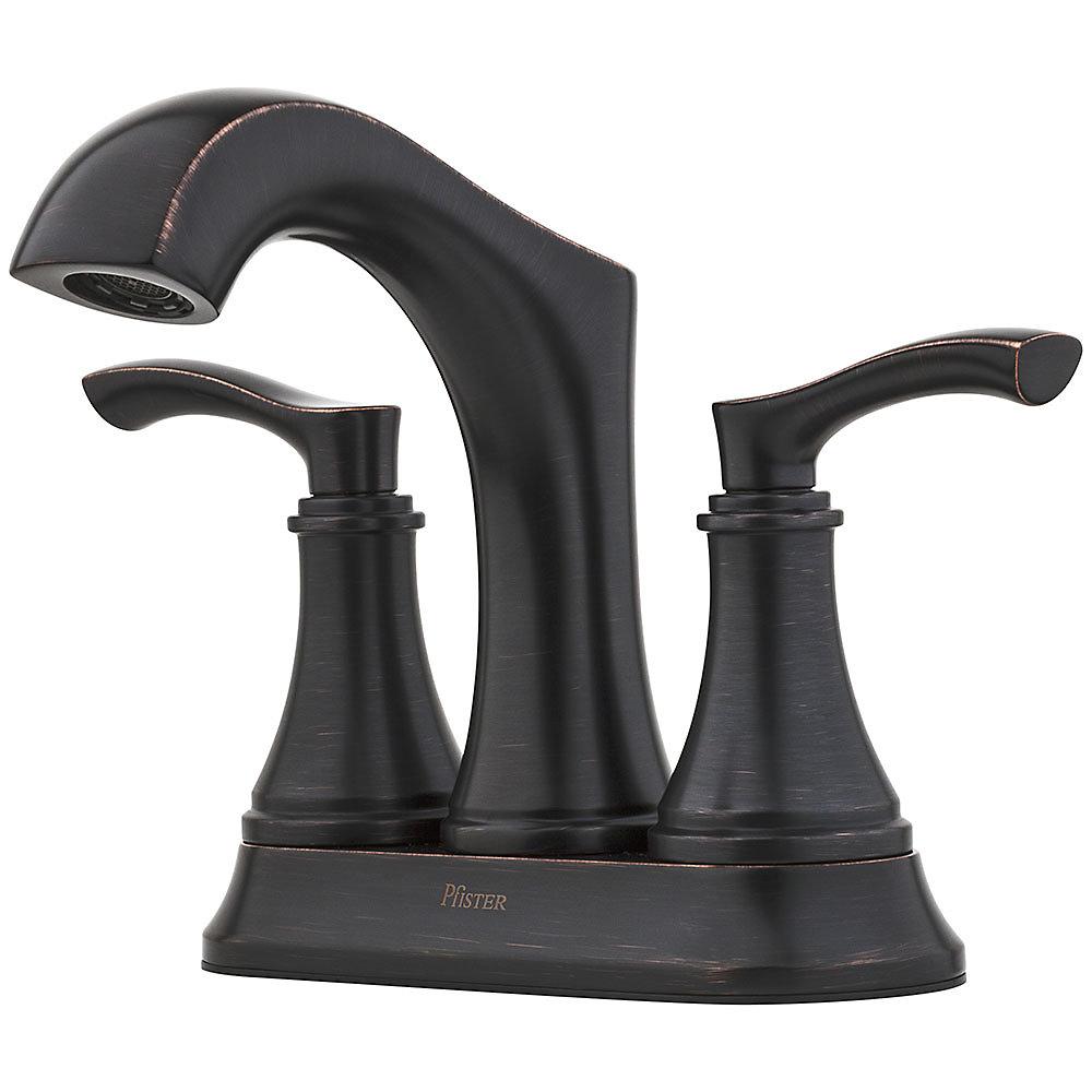 Tuscan Bronze Auden Centerset Bath Faucet - LF-048-ADYY | Pfister ...