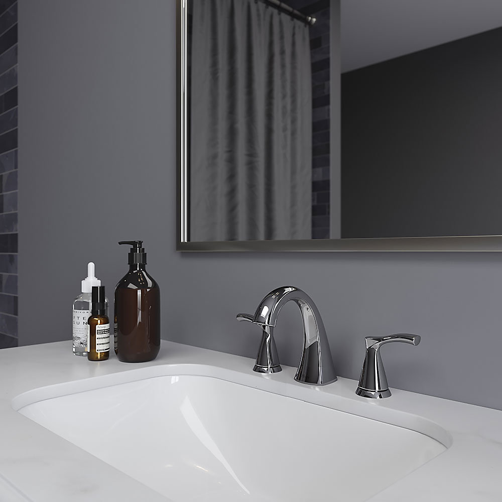 Polished Chrome Masey Widespread Bath Faucet - LF-049-MCCC | Pfister ...