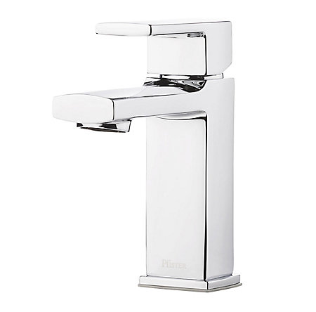 Polished Chrome Deckard Single Control Bath Faucet - LG42-DA0C - 1