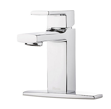 Polished Chrome Deckard Single Control Bath Faucet - LG42-DA0C - 2