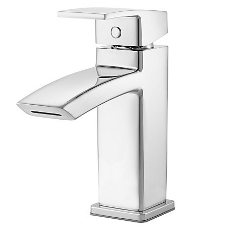 Polished Chrome Kenzo Single Control Bath Faucet - LG42-DF1C - 1