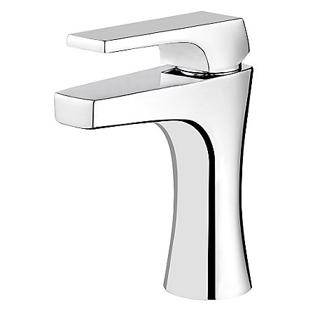 Polished Chrome Kelen Single Control Bath Faucet - LG42-MF0C - 1