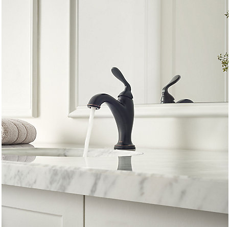 Tuscan Bronze Northcott Single Control Bath Faucet - LG42-MG0Y - 3