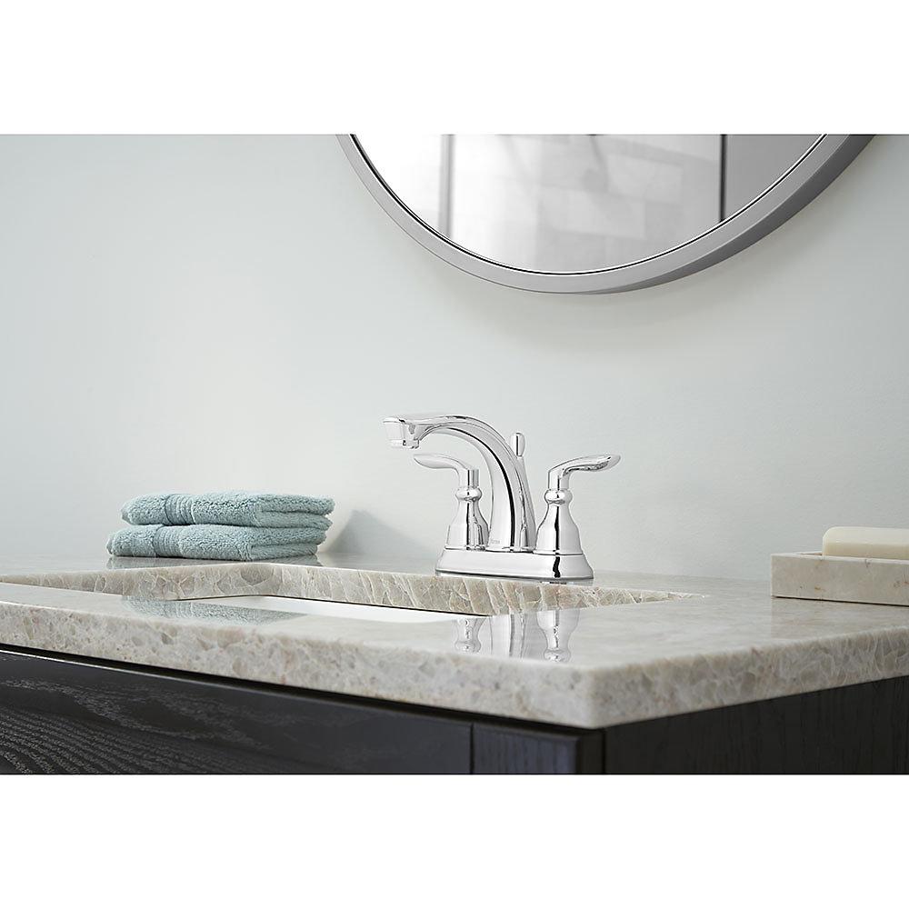 Polished Chrome Avalon Centerset Bath Faucet - LG48-CB1C | Pfister ...