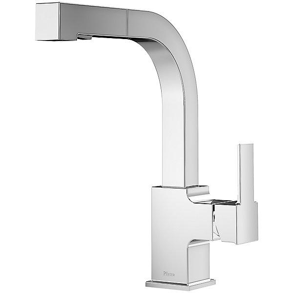 Arkitek 1-Handle, Pull-Out Kitchen Faucet| LG534-LPMC ...