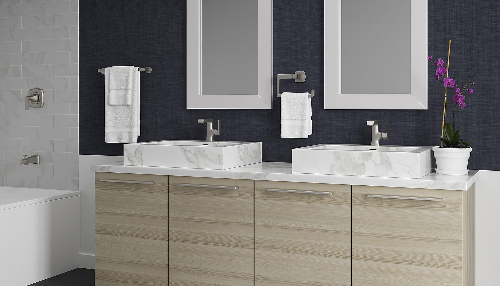 Penn Bathroom Collection