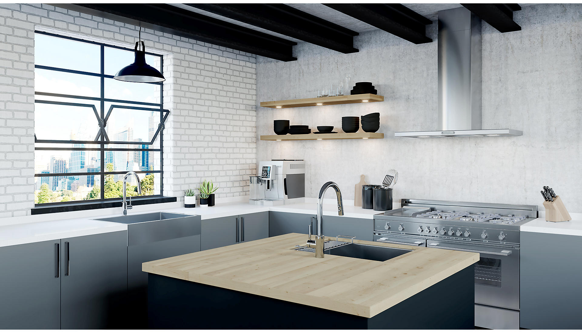 Stellen Kitchen Collection