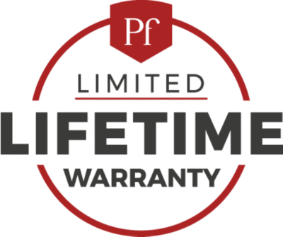 PF Lifetime Warranty