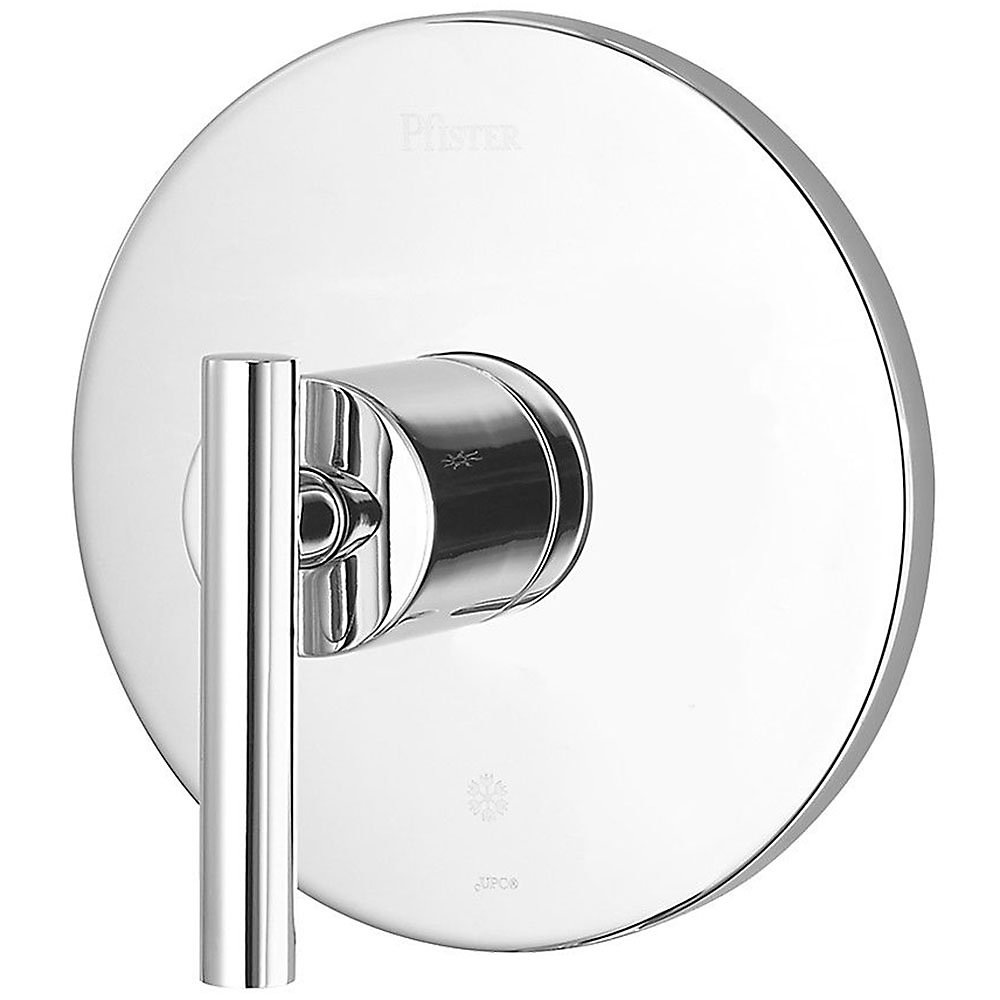 Polished Chrome Contempra Valve, Trim Only - R89-1NCC | Pfister Faucets