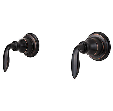 Tuscan Bronze Pfister Shower Handle - S10-400Y - 1