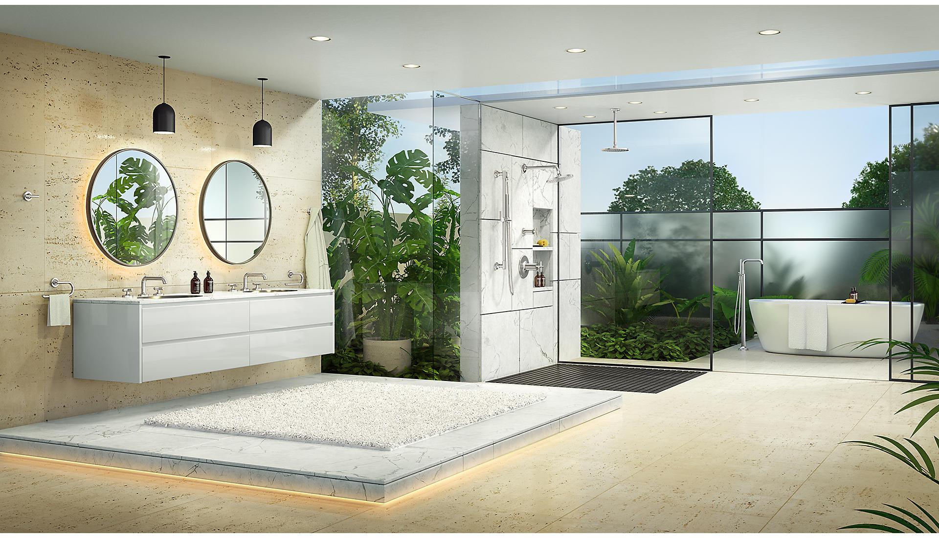 Tenet Bathroom Collection