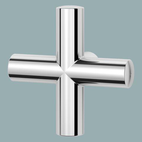 Tenet Cross Knob