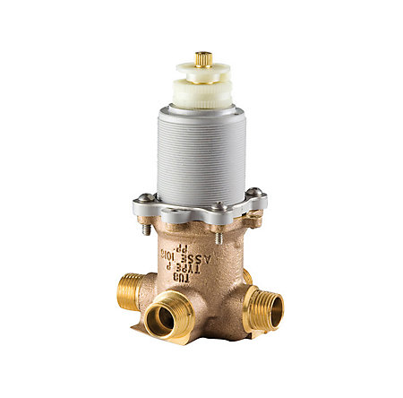 "Unfinished 1/2"" Thermostatic Valves - TX8-310A - 1"