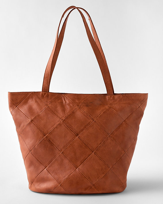 Latico Diamond Tote Bag