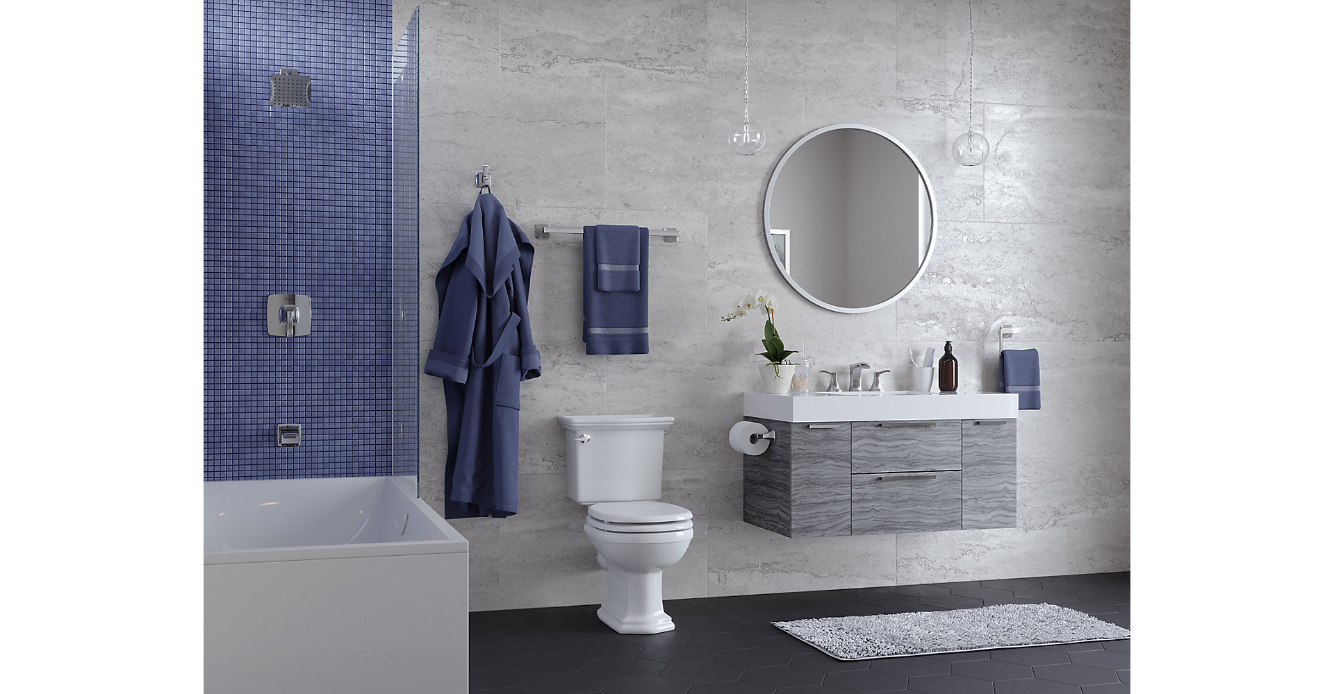Venturi Bathroom Collection