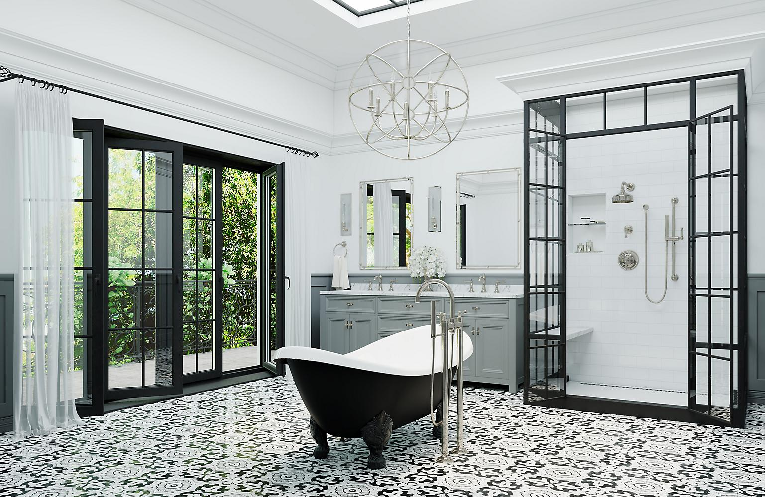 Tisbury Bath Collection