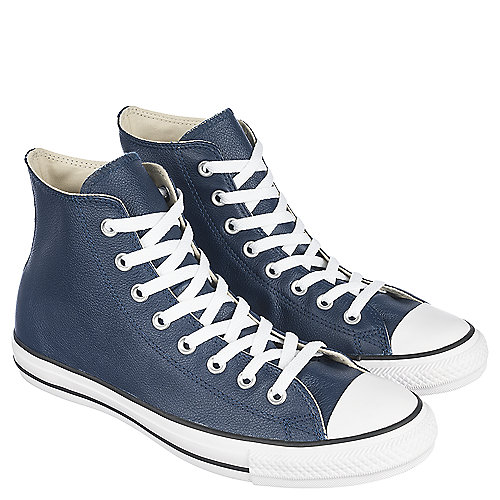 Converse CT HI Unisex Navy Casual Lace-Up Sneakers  650615d5c