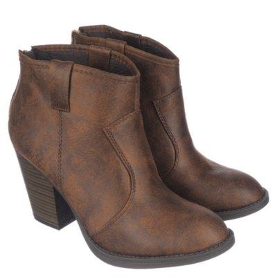 Women's Low Heel Ankle Boot Albert-S