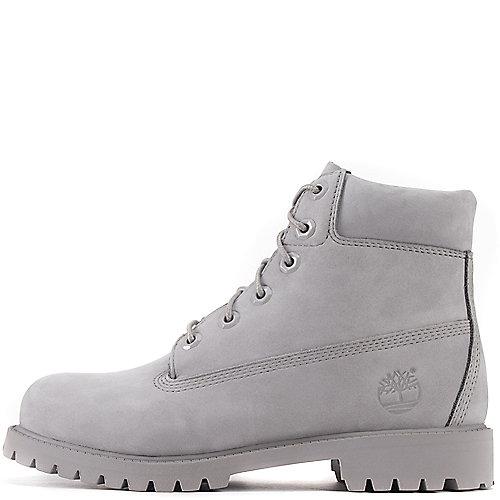 Junior 6 Inch Premium Waterproof Boot Grey Shiekh Shoes