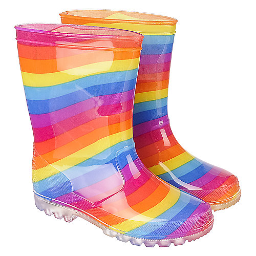 Rainbow Shoes For Kids Boys