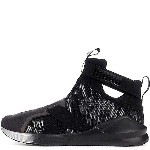 Puma Fierce Strap Swan Women S Shoes On Sale