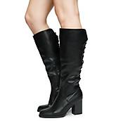 0091586808e Women s Firefly-S Knee high boots