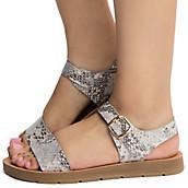 3a4b954d4c04 Women s Plenty-S Flat Sandals