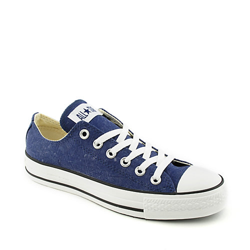 Converse Men s All Star Vintage Ox Navy Casual Lace-Up Shoe  601c1f7b8