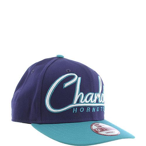 New Era Charlotte Hornets Cap snap back hat ae80313cc41