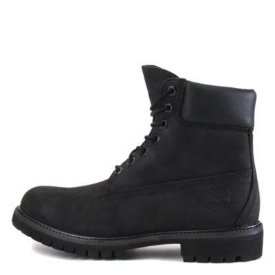 Buy Timberland Mens Inch Premium Black Boots Shiekh Shoes