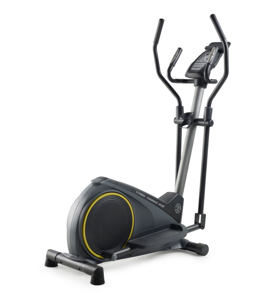 Gold's Gym 350i Stride Trainer w/ Eight Workout Apps & iFit Compatibility