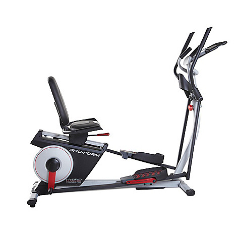 ProForm 2-in-1 Hybrid Trainer Pro Fitness Machine w/ 20 Workout Apps & iFit  Compatibility