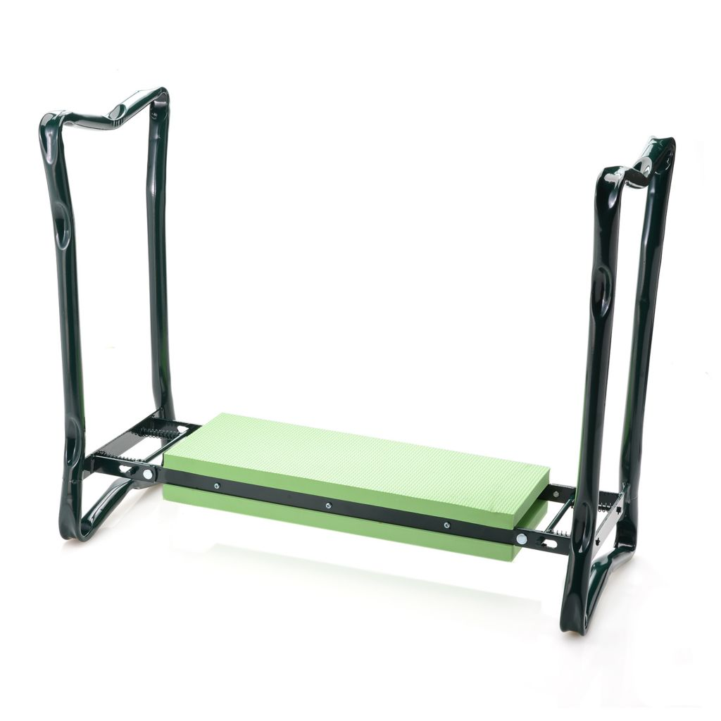 001 808  Garden Joy Foldable Sit Or Kneel Bench