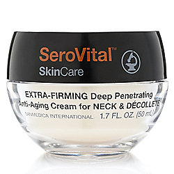 SeroVital Extra-Firming Anti-Aging Neck & Decollete Cream 1.7 oz