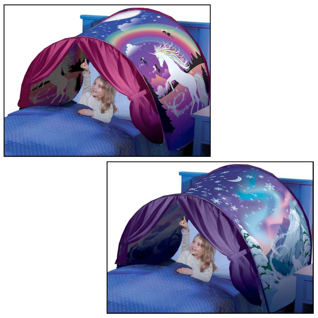 big sale 03cb1 6e095 Dream Tents, Set of 2 Foldable, Children's Tents, w/ Reading Lights