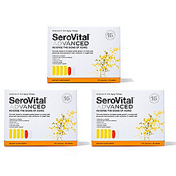 SeroVital Advanced Anti-Aging & Dietary Supplement (30 Day Supply)