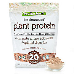Protein at ShopHQ | 002-487 Heather Thomson Superfoods Certified Organic Plant Protein Powder (18 Servings) - 002-487