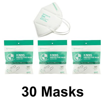 Face Masks Our Best Values Starting Under $20 002-775 Medic Therapeutics Set of 3 Full-Face Masks Choice of Color