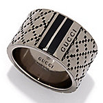 c6dc5069140 Gucci Sterling Silver Choice of Length Diamantissima Curb Link ...