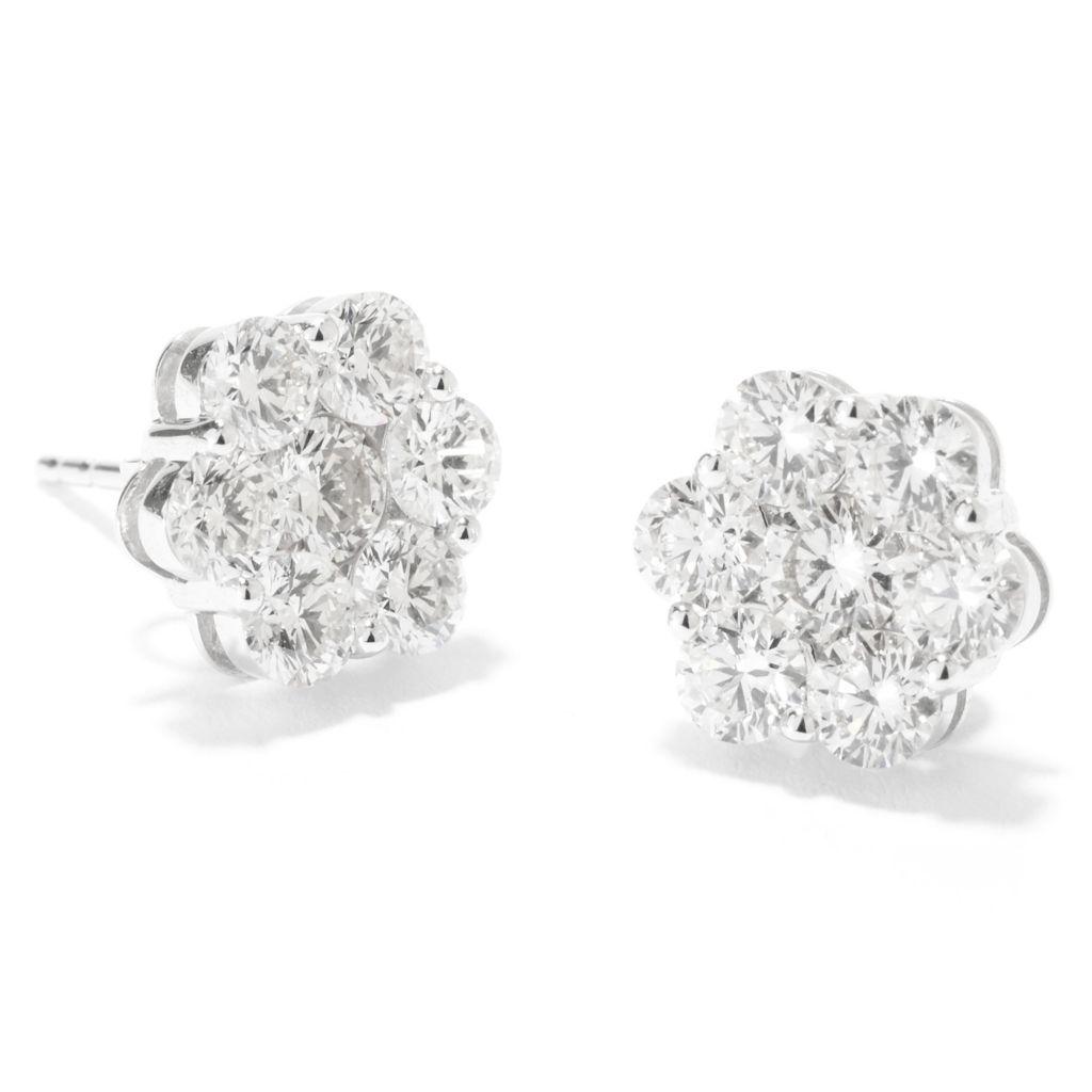 Beverly Hills Elegance® 14K 0.50ctw Diamond Stud Earrings - 164-773