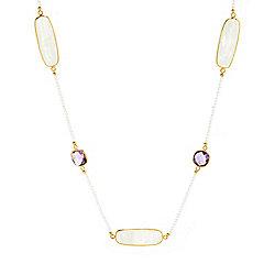 55fdd46c9 Shop Multi-Gem Necklaces Online | Evine