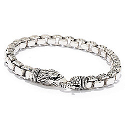 b1f4db6cf EFFY Men's Sterling Silver 8