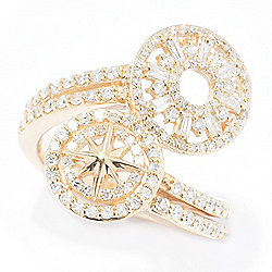 Gems Of Distinction Choose Your Own Path 14k Gold 0 91ctw Diamond Byp