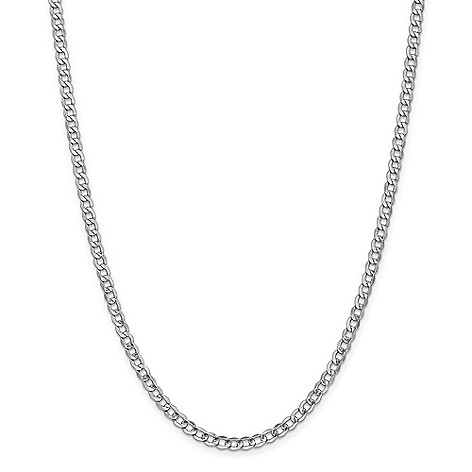 Gold_Standard_Jewelry_Company_14K_Gold_Choice_of_Length_Semi-Solid_4.3mm_Curb_Link_Necklace