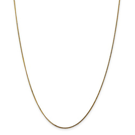 Gold_Standard_Jewelry_Company_14K_Gold_Choice_of_Length_1.3mm_Curb_Chain_Necklace