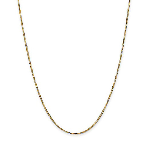 Gold_Standard_Jewelry_Company_14K_Gold_Choice_of_Length_1mm_Franco_Chain_Necklace