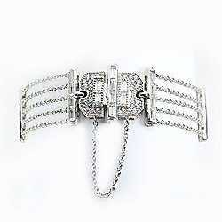 39e5bf465 Valitutti Star Cut Sterling Silver 7.25