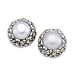 3345a32f62cb7 Shop Pearl Earrings Online | Evine