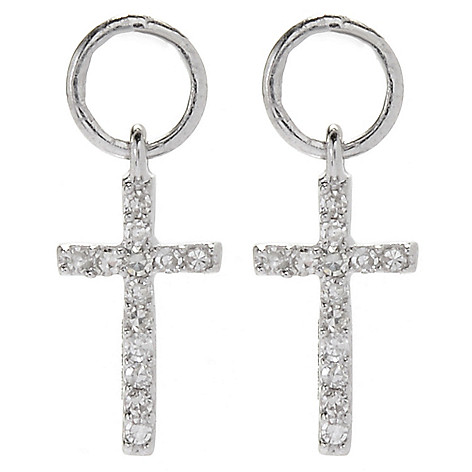 Diamond_Treasures® Set_of_Two Choice_of_Design Diamond_Charms